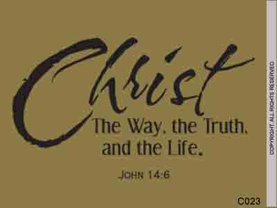 Christ the way