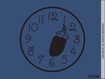 Baby Clock