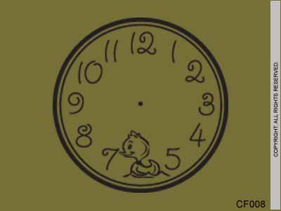 Ducky Clock