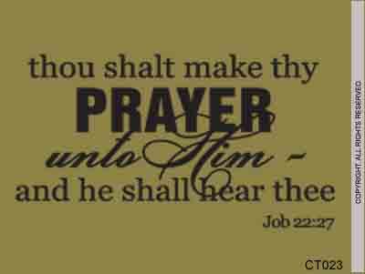 Thou shalt make