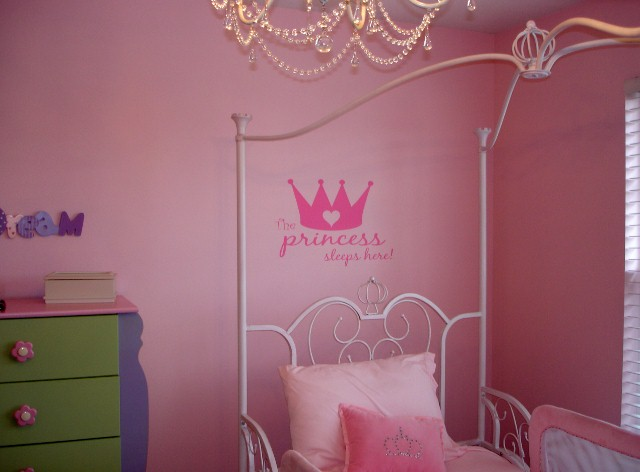 Princess Sleeps Here