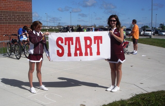 School or Business Banner