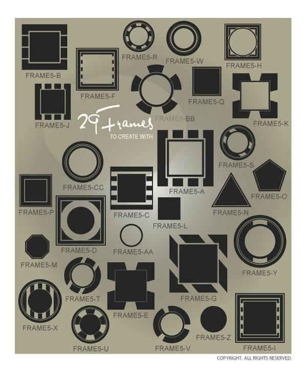 Frames V