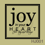 Joy in
