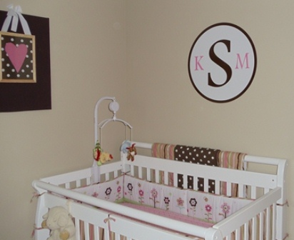 Baby Monogram