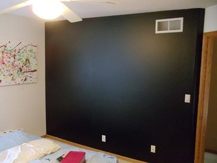 Vinyl Wall Chalkboard