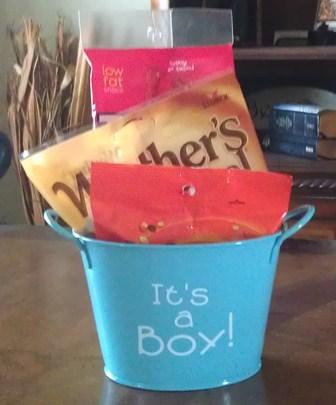 Baby Bucket Gift