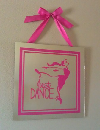 Dance Mirror Tile