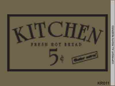 Kitchen hot