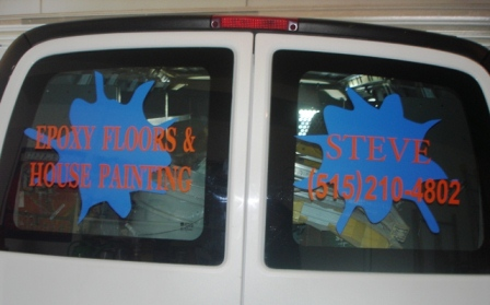 Custom Vehicle Advertising