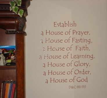 Establish a House