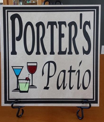 Porter's Patio
