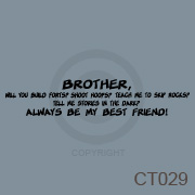 Brother will