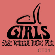 Girls just