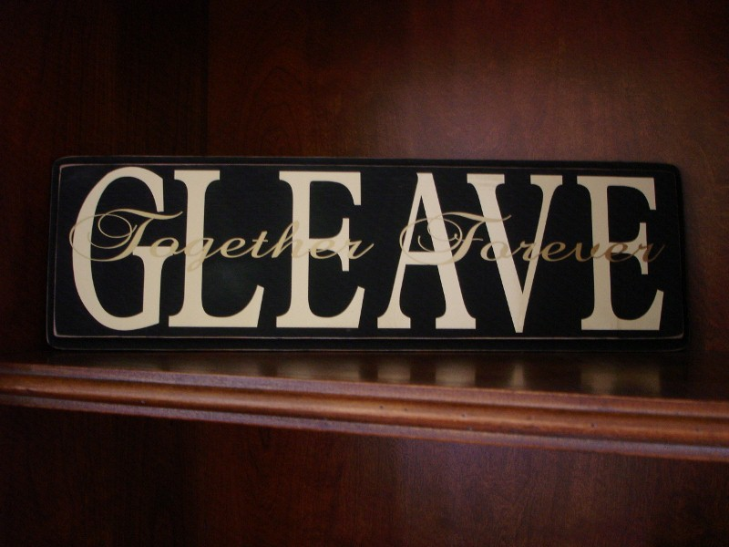 Personalized Name Wood Plaque Either to hang or put on a shelf