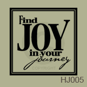 Find joy