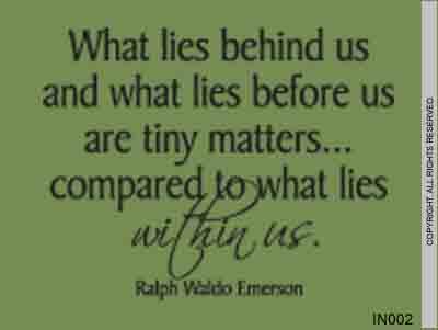 What lies