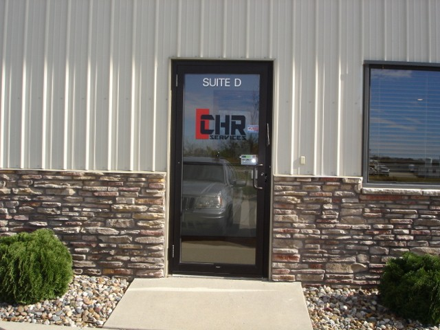 Business Door Signage