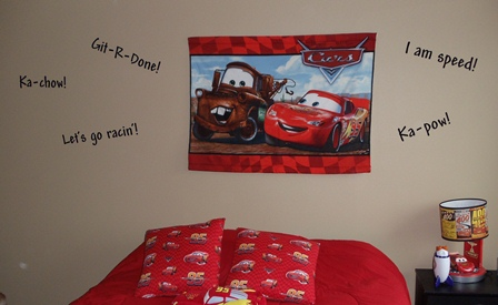 Boys Room Idea