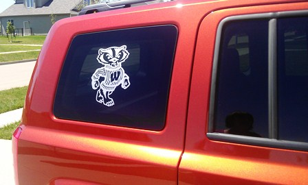 Personalized Car Decals