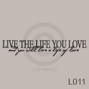 Live the