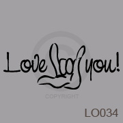 Love you