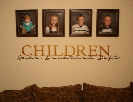 CHILDREN- God's Greatest Gift