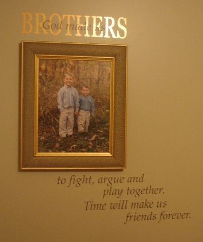 God made us Brothers